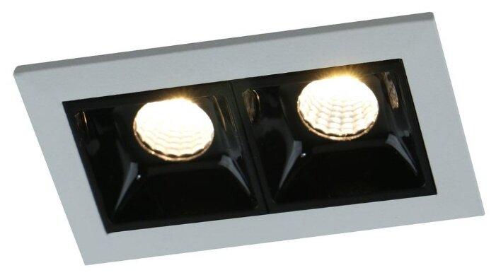 Светильник встраиваемый ARTELAMP A3153PL-2BK
