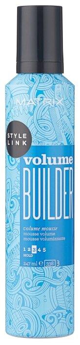 Matrix StyleLink Мусс Volume Builder для объема