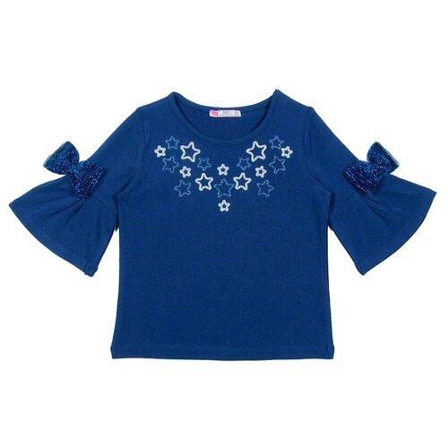 Блузка cherubino размер (104)-56, темно-синийРубашки и блузы<br>