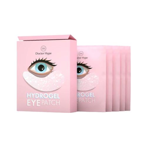 Doctor Hype Гидрогелевые лифтинг патчи для глаз Hydrogel Eye Patch 10 мл (10 шт.) christian breton paris гидрогелевые патчи для глаз лифтинг и укрепление 3 шт
