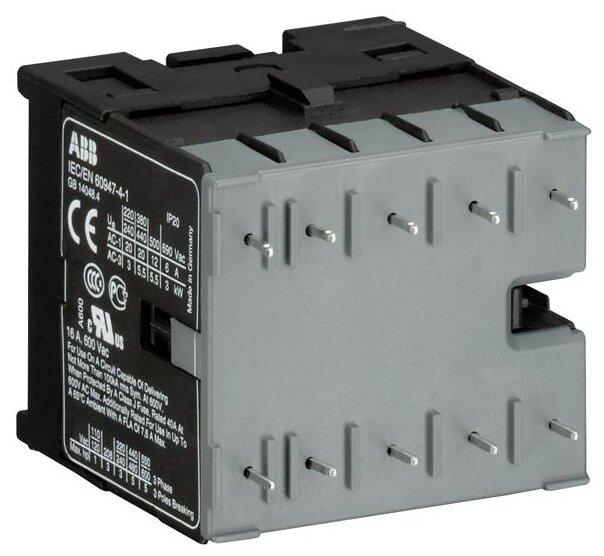 Магнитный пускатель/контактор перемен. тока (ac) ABB GJL1313009R8101