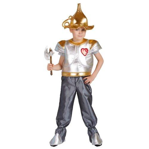 Купить Костюм Elite CLASSIC Дровосек, серебряный, размер 32 (128), Карнавальные костюмы