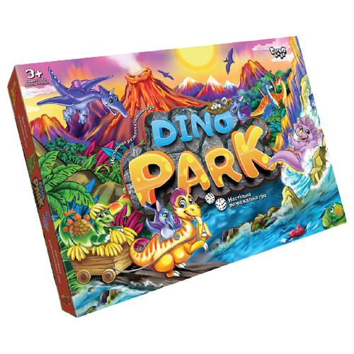 Купить Настольная игра Danko Toys Dino Park, Настольные игры