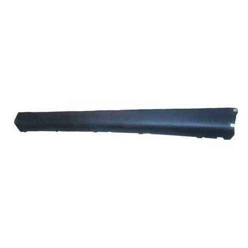 Накладка на внутренние пороги для Нива Шевроле LADA Bertone 2123-8415123-55 левая черный