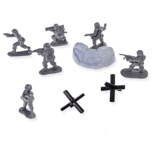 Набор фигурок Форма Набор Солдатиков №1 С-91-Ф