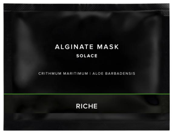 RICHE Успокаивающая альгинатная маска
