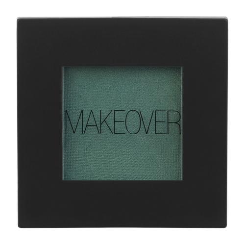 Фото - MAKEOVER Тени для век Single Eyeshadow pearly turqudise makeover paris тени для век single eyeshadow soft pink