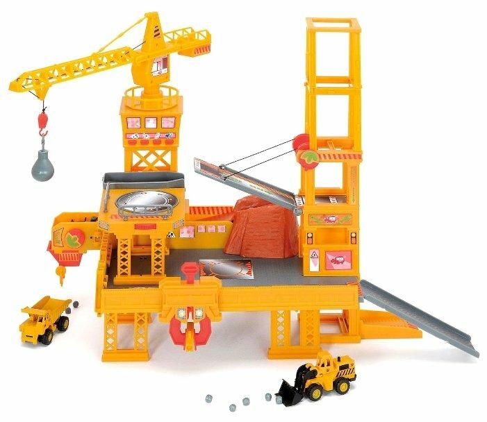 Dickie Toys Строительная площадка 3608350