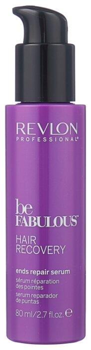 Revlon Professional Be Fabulous Восстанавливающая сыворотка для кончиков волос