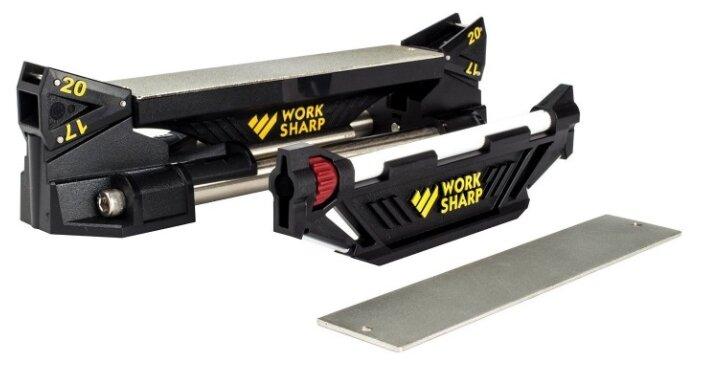 Механическая точилка Work Sharp Guided Sharpening System (WSGSS) алмазное покрытие — купить по выгодной цене на Яндекс.Маркете