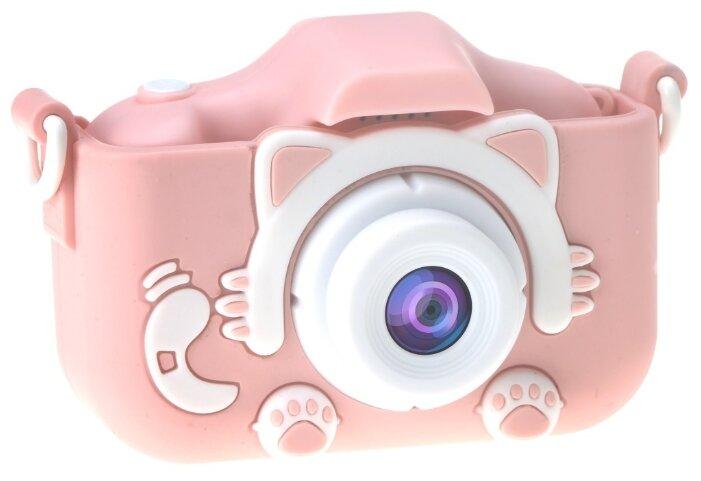 Фотоаппарат iToy Моя первая камера плюс Кошечка