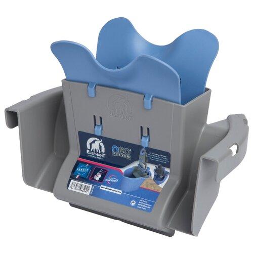 Насадка для отжима Elephant 496504 серый/голубойВедра и тазы<br>