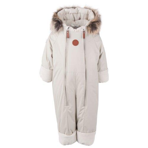 Купить Комбинезон KERRY размер 74, 505 бежево-серый, Теплые комбинезоны