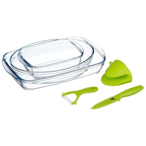 Набор посуды для запекания Pyrex 6 предметов 912S756OK/2018, 6 шт.