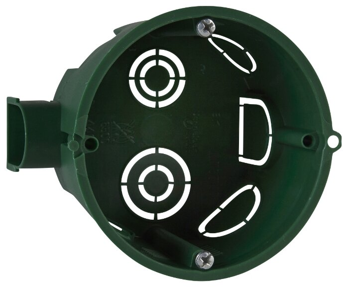 Подрозетник (скрытый монтаж) Schneider Electric IMT35100 68 46 мм