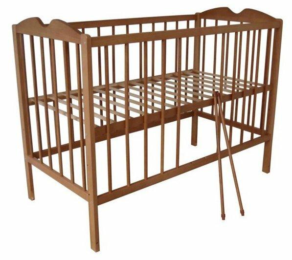 Кроватка LETTO Малютка