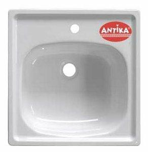 Накладная кухонная мойка Верх-Исетский металлургический завод Antika АМС-5110... — купить по выгодной цене на Яндекс.Маркете