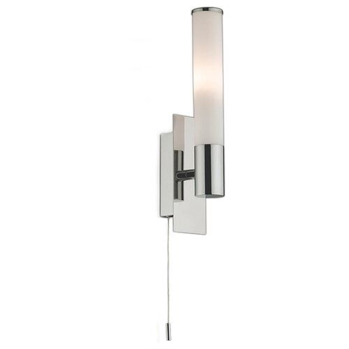 Бра Odeon light Vell 2139/1W, с выключателем, 40 Вт бра odeon light flexi white 3628 1w