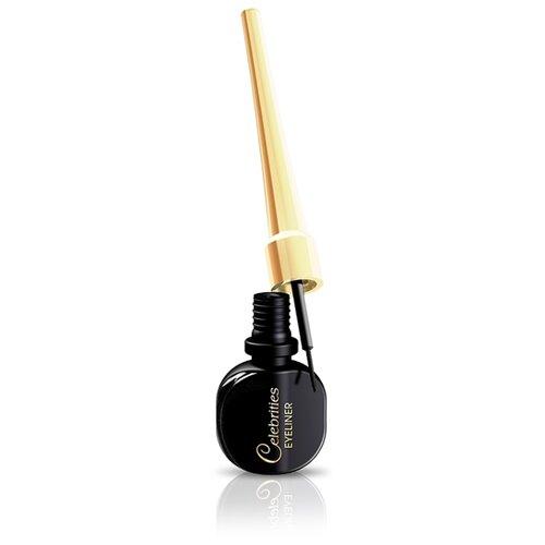 Фото - Eveline Cosmetics Подводка для глаз Celebrities Eyeliner, оттенок фиолетовый yllozure двойная подводка для глаз eyeliner double marker оттенок коричневый