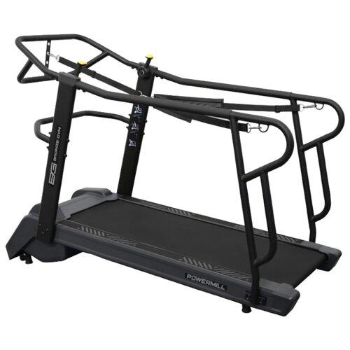 Механическая беговая дорожка Bronze Gym PowerMill беговая дорожка bronze gym t900 pro