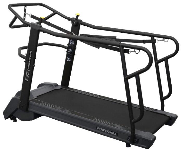 Механическая беговая дорожка Bronze Gym PowerMill