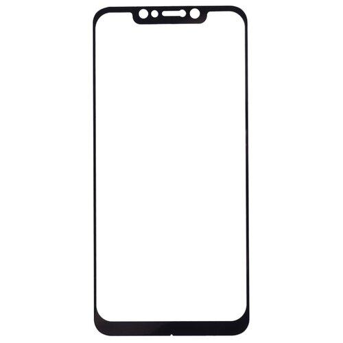 Купить Защитное стекло Gosso FULL SCREEN для Xiaomi Pocophone F1 черный