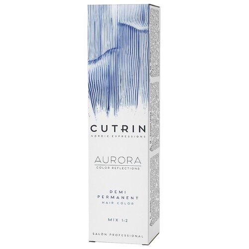 Cutrin AURORA Demi Безаммиачный краситель для волос, 60 мл, 5.75 Мятный шоколад шоколад 100гр лучшему бухгалтеру мятный