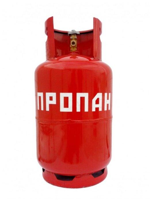 Газовый баллон NOVOGAS 27 л стальной 27 л