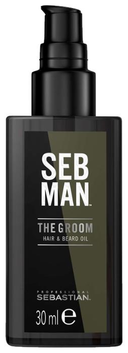 SEBASTIAN Professional Масло для ухода за бородой