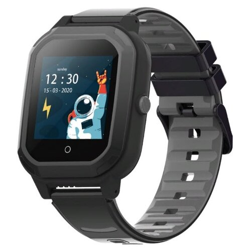 Детские умные часы Smart Baby Watch KT20 черный