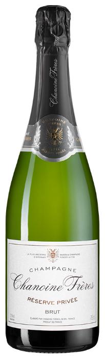 Шампанское Chanoine Reserve Privee Brut, 0.75л