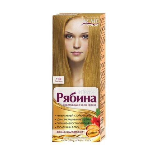 Фото - Acme-Color Intence Рябина краска для волос, 130 Пшеница acme color intence рябина краска для волос 111 мокрый песок