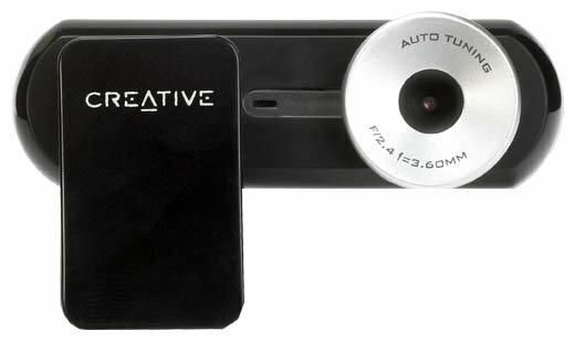 Веб-камера Creative Live! Cam Notebook