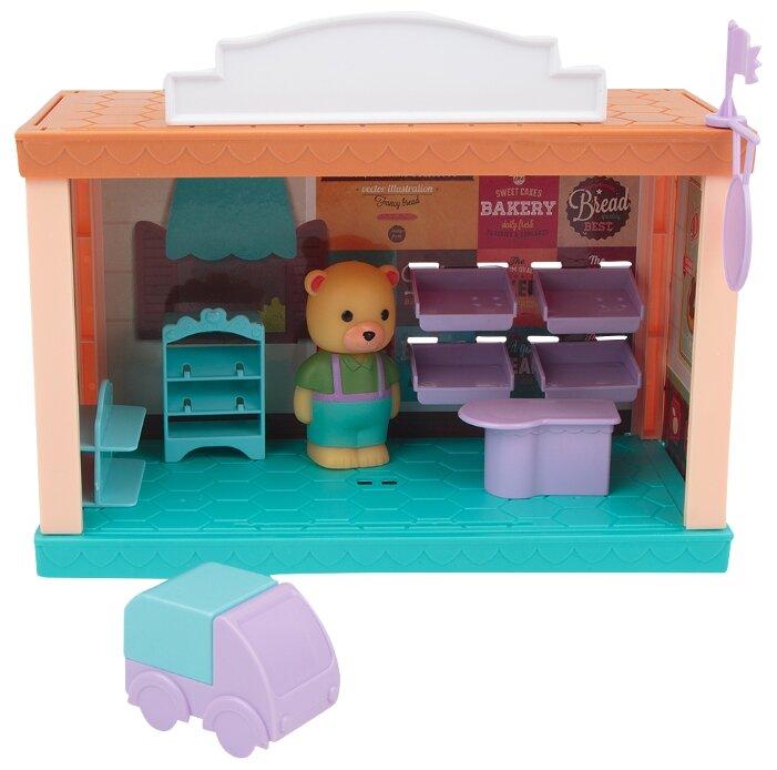Игровой набор Игруша Лесная семейка Супермаркет I-ZY744781