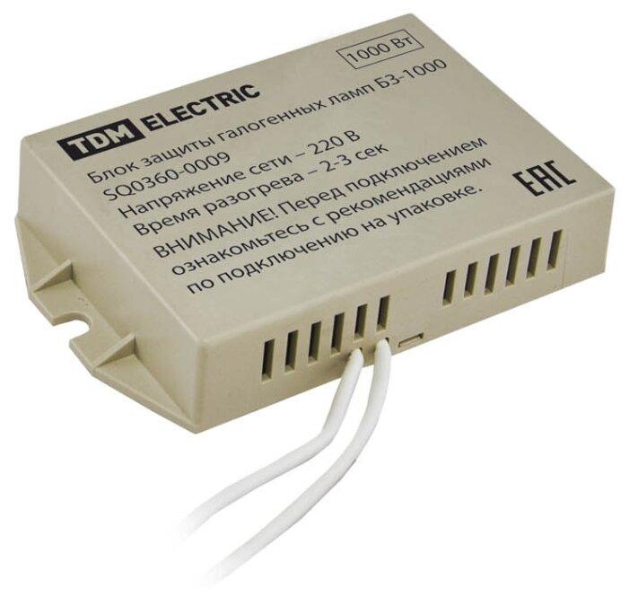 Блок защиты Tdm Sq0360-0009