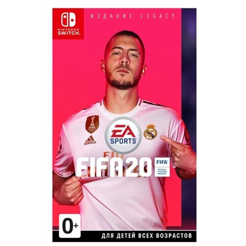 Игра для Nintendo Switch FIFA 20. Legacy Edition геймпад nintendo switch pro controller