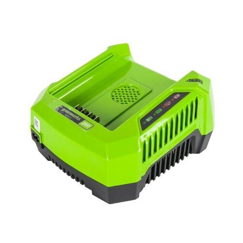 Зарядное устройство greenworks G80C 2902507 80 В зарядное устройство greenworks g60uc
