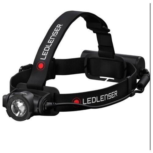 Налобный фонарь LED LENSER H7R Core черный