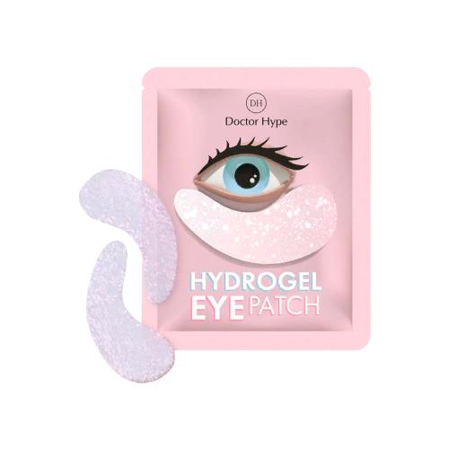 Doctor Hype Гидрогелевые лифтинг патчи для глаз Hydrogel Eye Patch 10 мл (2 шт.) christian breton paris гидрогелевые патчи для глаз лифтинг и укрепление 3 шт