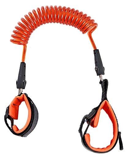 Вожжи-поводок Beideli JC664 2 м оранжевый