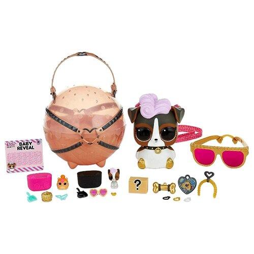 Купить Игровой набор MGA Entertainment LOL Surprise D.J. K9 Biggie Pet 552277, Игровые наборы и фигурки
