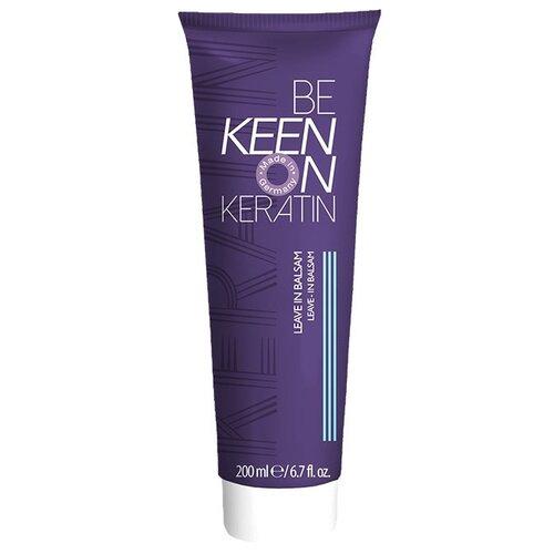 KEEN бальзам Keratin Leave-in, 200 мл легкий питательный бальзам avene trixera nutrition 200 мл