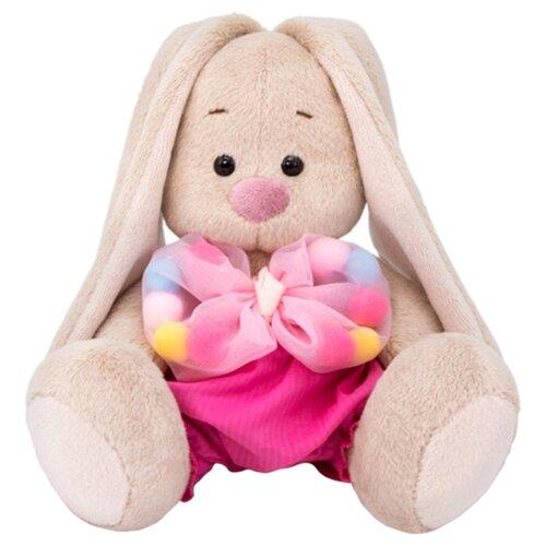 Купить Мягкая игрушка Зайка Ми в банте 15 см, Мягкие игрушки
