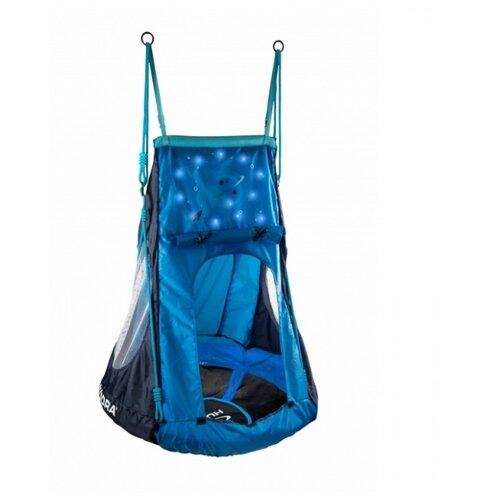 Купить HUDORA Гнездо с палаткой Led 90, cosmos, Качели