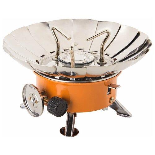 Горелка TOURIST TULPAN-S TM-400 оранжевый/серебристый