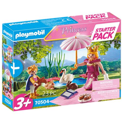 Купить Конструктор Playmobil Princess 70504 Стартовый набор Королевский пикник, Конструкторы
