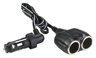 Розетка прикуривателя Видеосвидетель VSR-P-020, VSR-P-020, черный