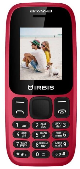 Телефон Irbis SF16