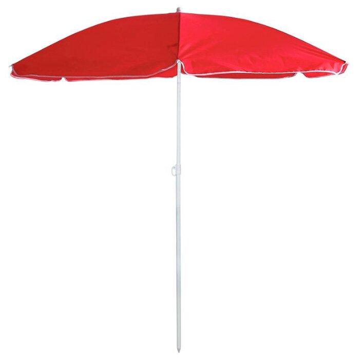 Пляжный зонт ECOS BU-69 купол 165 см, высота 190 см