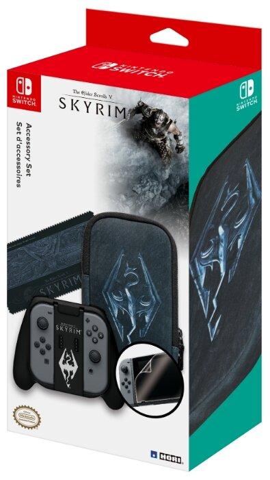HORI Набор аксессуаров для консоли Nintendo Switch (NSW-066U)